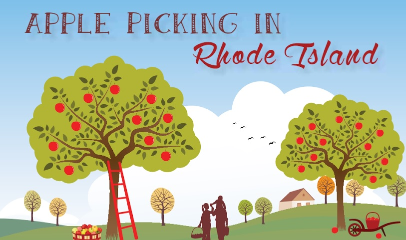 Apple Pikcing in Rhode Island